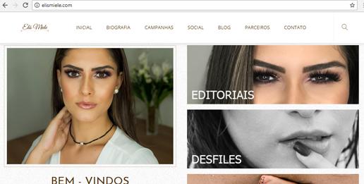 Miss Brasil Elis Miele