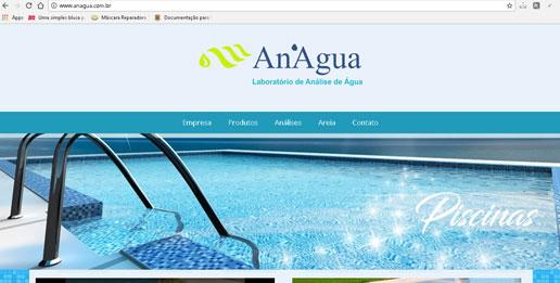 www.anagua.com.br